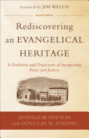 Rediscovering an Evangelical Heritage