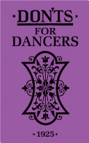Don ts for Dancers