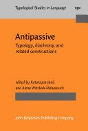 Antipassive