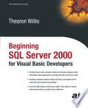 Beginning SQL Server 2000 for Visual Basic Developers