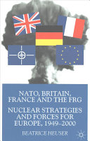 NATO, Britain, France and the FRG