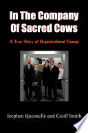 In the Company of Sacred Cows Book
