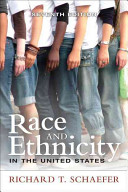 Race and Ethnicity in the United States Book