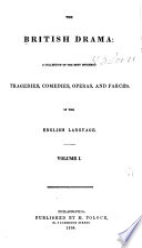 The British Drama Book PDF