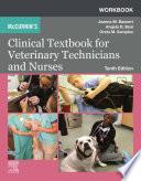 Workbook For Mccurnin S Clinical Textbook For Veterinary Technicians E Book