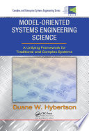 Model oriented Systems Engineering Science