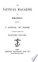 The Nautical Magazine And Naval Chronicle Book PDF