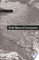 On the Nature of Consciousness Book