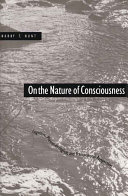 On The Nature Of Consciousness Book PDF