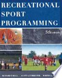 Recreational Sport Programming