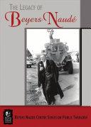 The Legacy of Beyers Naudé [Pdf/ePub] eBook