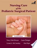 Nursing Care Of The Pediatric Surgical Patient Book PDF