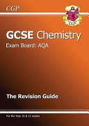 Gcse Chemistry Aqa Revision Guide