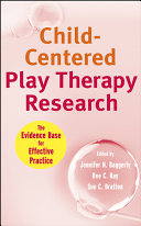 Child Centered Play Therapy Research Book PDF