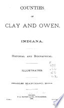 Counties of Clay and Owen, Indiana