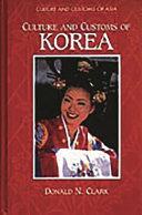 Culture and Customs of Korea