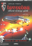 Star Trek Invasion Official Strategy Guide
