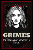Grimes Distressed Coloring Book