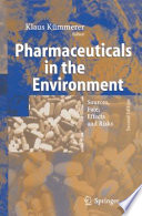 Pharmaceuticals In The Environment Book PDF