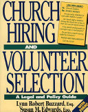 Church Hiring and Volunteer Selection