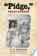 Pidge  Texas Ranger