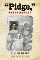 Pidge, Texas Ranger Pdf/ePub eBook