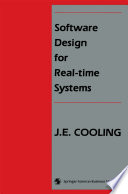 Software Design For Real Time Systems Book PDF