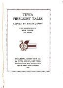 Tewa Firelight Tales