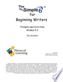 The Simple 6TM for Beginning Writers