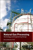 Natural Gas Processing Pdf/ePub eBook