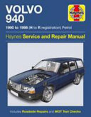 Volvo 940 Service and Repair Manual