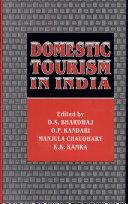 Domestic Tourism in India