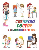 Coloring Doctor Book