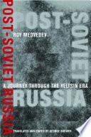 Post-Soviet Russia