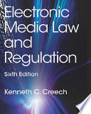 Electronic Media Law And Regulation PDF