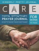 Care Prayer Journal for Women