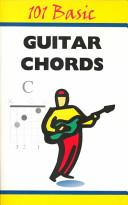 101 Basic Guitar Chords