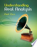 Understanding Real Analysis Book