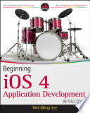 Beginning iOS 4 Application Development
