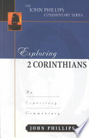 Exploring 2 Corinthians