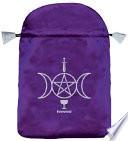 Sensual Wicca Satin Bag