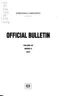 Official Bulletin