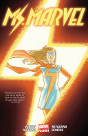 Ms. Marvel By G. Willow Wilson Vol. 2 Book