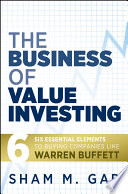 The Business Of Value Investing Book PDF