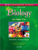 Biology : for higher tier. Per il Liceo linguistico