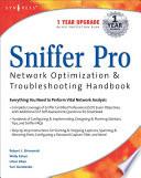 Sniffer Pro Network Optimization   Troubleshooting Handbook
