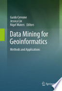Data Mining for Geoinformatics