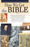 How We Got the Bible [Pdf/ePub] eBook