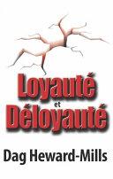 Loyauté et Déloyauté Pdf/ePub eBook