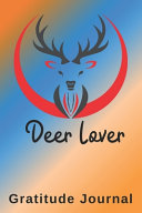 Deer Love Gratitude Journal